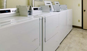 Apartments in Holland with laundry facilities