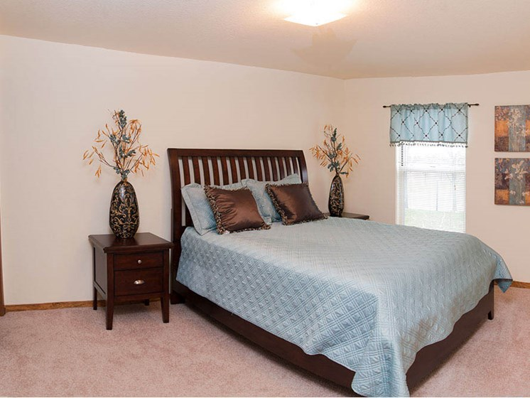 Large One Bedroom Apartment At Crown Pointe Apartments In Holland, MI