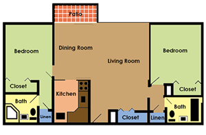 2bed - A