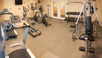 Apartments in Toledo with a Fitness Center