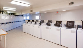 Laundry Facilities at Apartments in Romulus