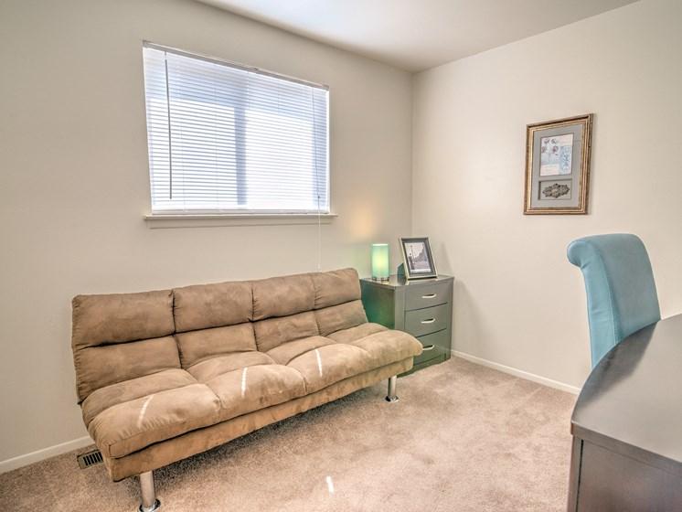 Functional Bedrooms; Gateway Townhomes in Romulus, MI
