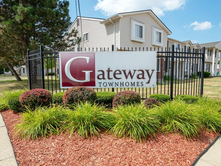 Find your new Home Today at Gateway Townhomes in Romulus, MI