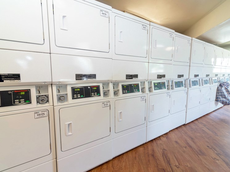 Laundry Facility; Gateway Townhomes in Romulus, MI
