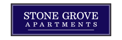 Stone Grove Logo at Stone Grove Apartments in Burnsville, Minnesota
