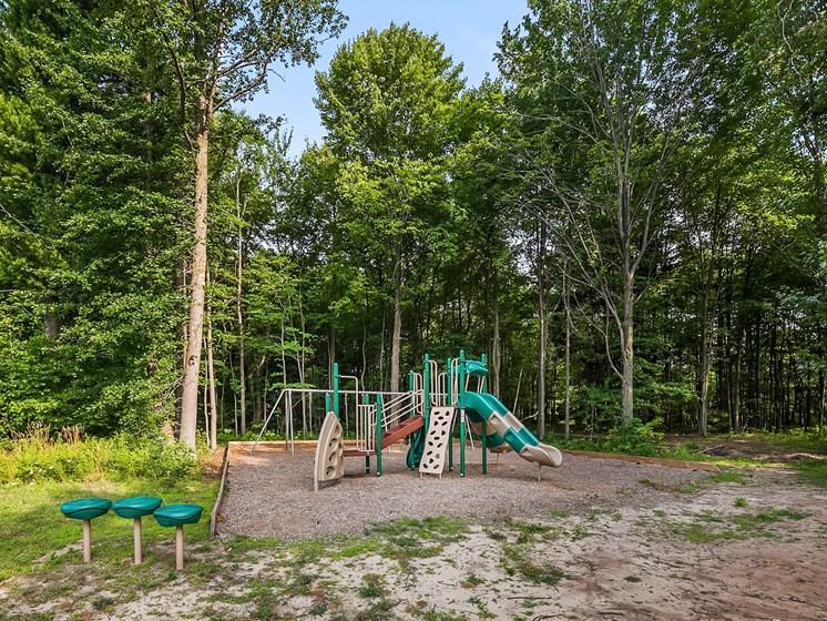 Playground Onsite at Shoreline Landing in Norton Shores MI