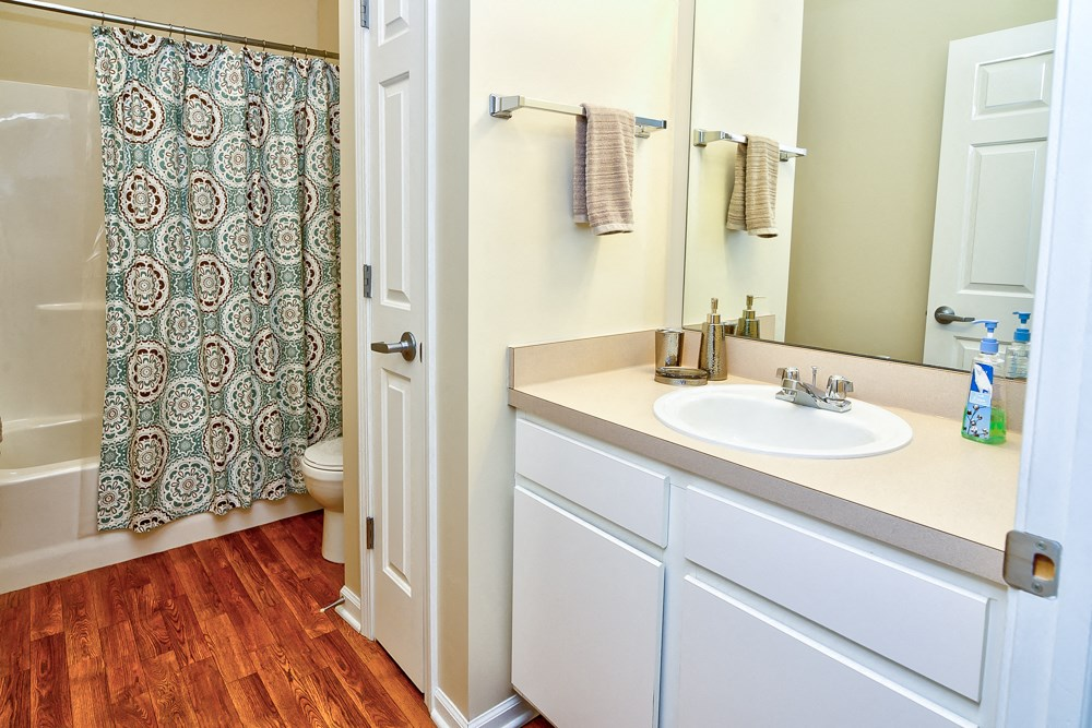 Apartments in Norton Shores Bathroom