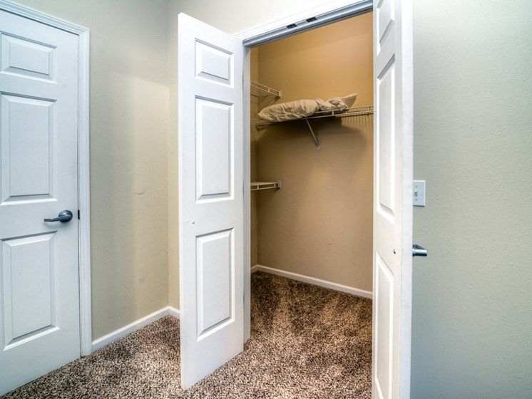 Apartments in Norton Shores Closet