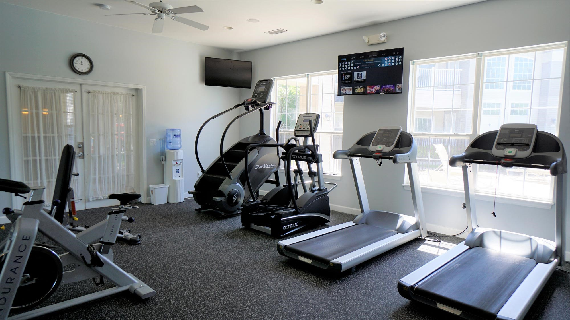 Apartments in Norton Shores Fitness Cetner