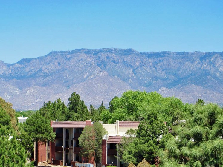 Mountain Views At Mission Hill Apartments In Albuquerque New Mexico