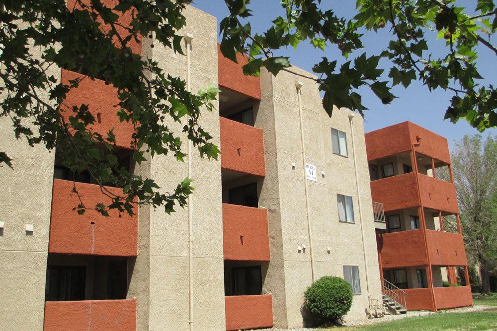 Mesa Ridge Apartments Albuquerque