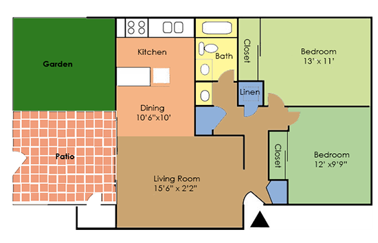 The Heron Floor Plan 3