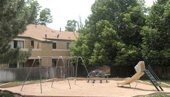 Apartments in Aurora, CO with play areas