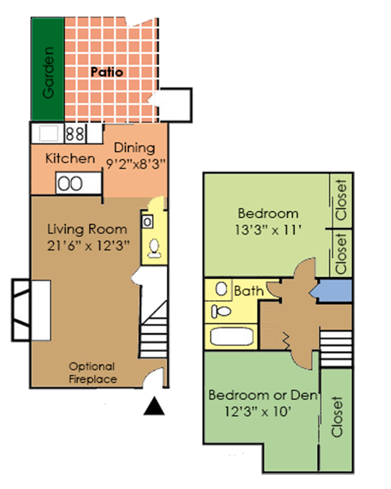 The Cardinal Floor Plan 2