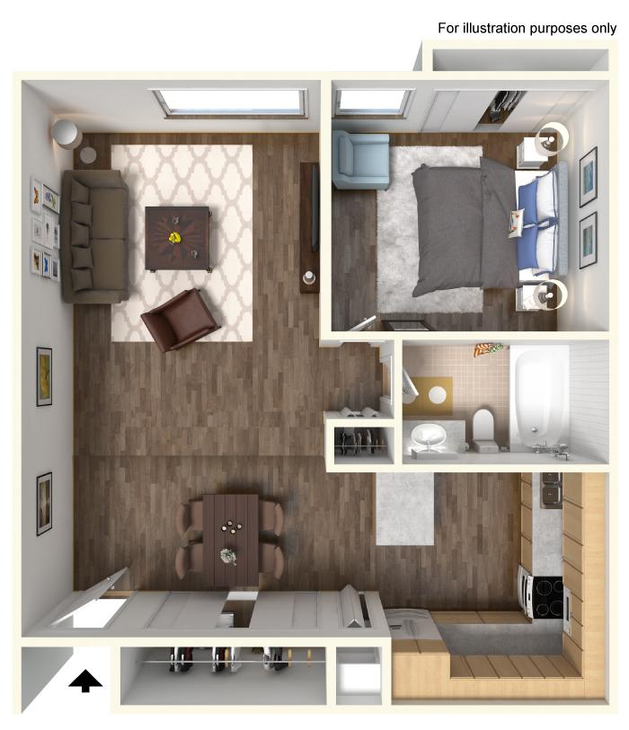 Floor plans of glenbrook apartments in north milwaukee wi - 1 bedroom apartments milwaukee wi ...
