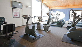 Cardio Room of Apartments in Milwaukee
