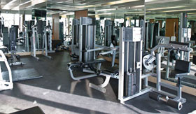 Apartments in Milwaukee with Weight Room