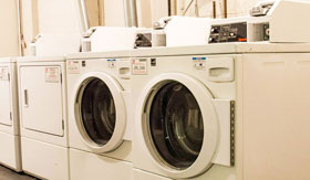 Apartments in Romulus with laundry facilities
