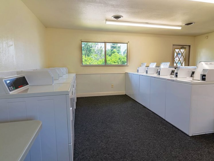Laundry Facilities On Site at Eastland Apartments in Southeast Grand Rapids MI