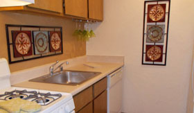 Apartments in Albuquerque with dishwashers