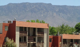 Mountain View of Apartments in Albuquerque