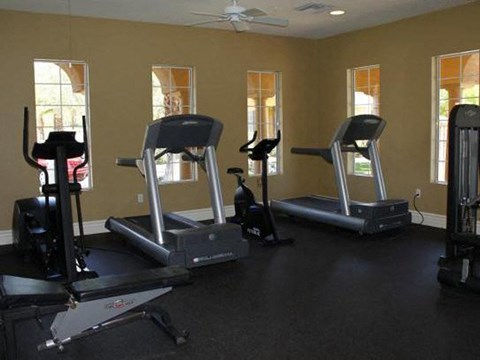 Apartments for Rent in Palm Desert-Canterra Apartments Fitness Center