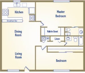 The Sand Piper Floor Plan 9