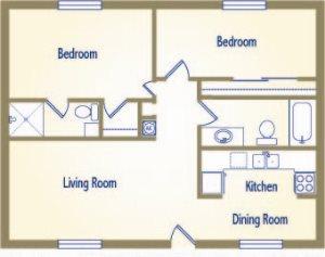 The Belleair Floor Plan 7