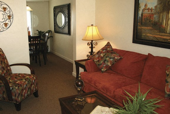 Oxford village townhomes ebrochure for Amherst family room