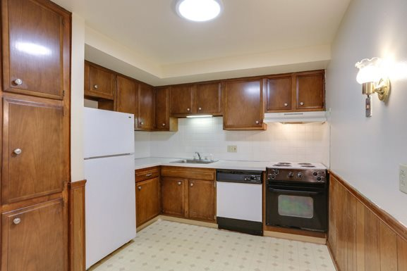 Sundridge Apartments and Townhouses - Kitchen
