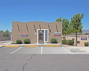 Storage Units for Rent available at 18211 West McDowell Road, Goodyear, AZ 85395 Photo Gallery 1