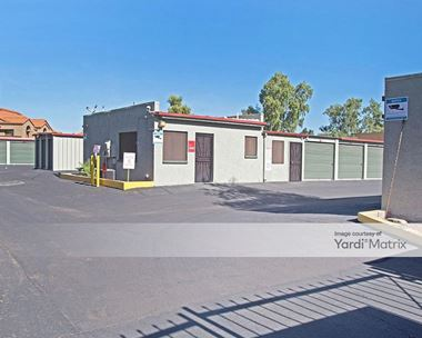 Storage Units for Rent available at 816 North Scottsdale Road, Tempe, AZ 85281 Photo Gallery 1