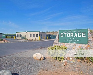 Storage Units for Rent available at 48320 North Black Canyon Hwy, New River, AZ 85087 Photo Gallery 1