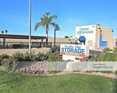 Storage Units for Rent available at 5913 West Paradise Lane, Glendale, AZ 85306 Photo Gallery 1