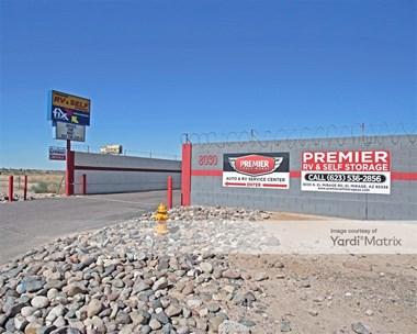 Storage Units for Rent available at 8030 North El Mirage Road, El Mirage, AZ 85335 Photo Gallery 1