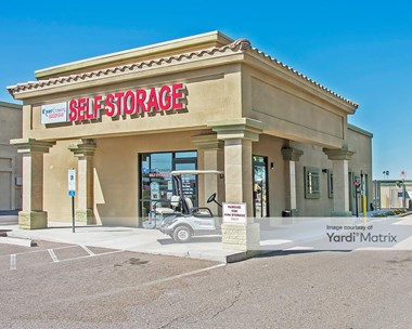 Storage Units for Rent available at 13360 West Van Buren Street, Goodyear, AZ 85338 Photo Gallery 1