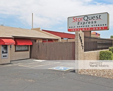 Storage Units for Rent available at 10622 West Indian School Road, Phoenix, AZ 85037 Photo Gallery 1