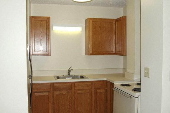 Westchester Park - Amherst Senior Housing - Fully Applianced Kitchen