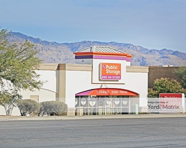 Storage Units for Rent available at 7825 East Speedway Blvd, Tucson, AZ 85710 Photo Gallery 1