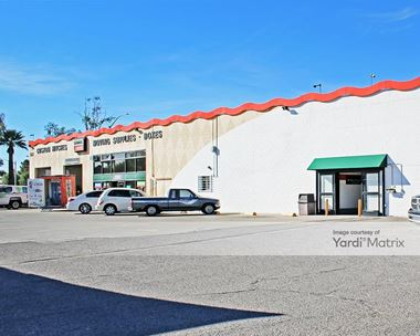 Storage Units for Rent available at 5533 East Speedway Blvd, Tucson, AZ 85712 Photo Gallery 1