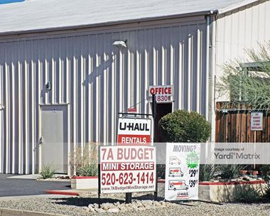 Storage Units for Rent available at 1830 North 7th Avenue, Tucson, AZ 85705 Photo Gallery 1