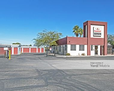 Storage Units for Rent available at 3939 North Romero Road, Tucson, AZ 85705 Photo Gallery 1