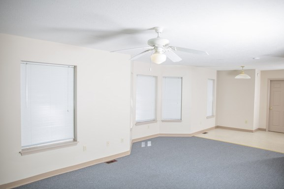 Ellicott Homes, Buffalo Apartments - Living & Dining Room
