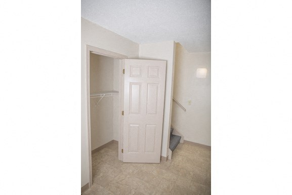 Ellicott Homes, Buffalo Apartments - Hall Closet
