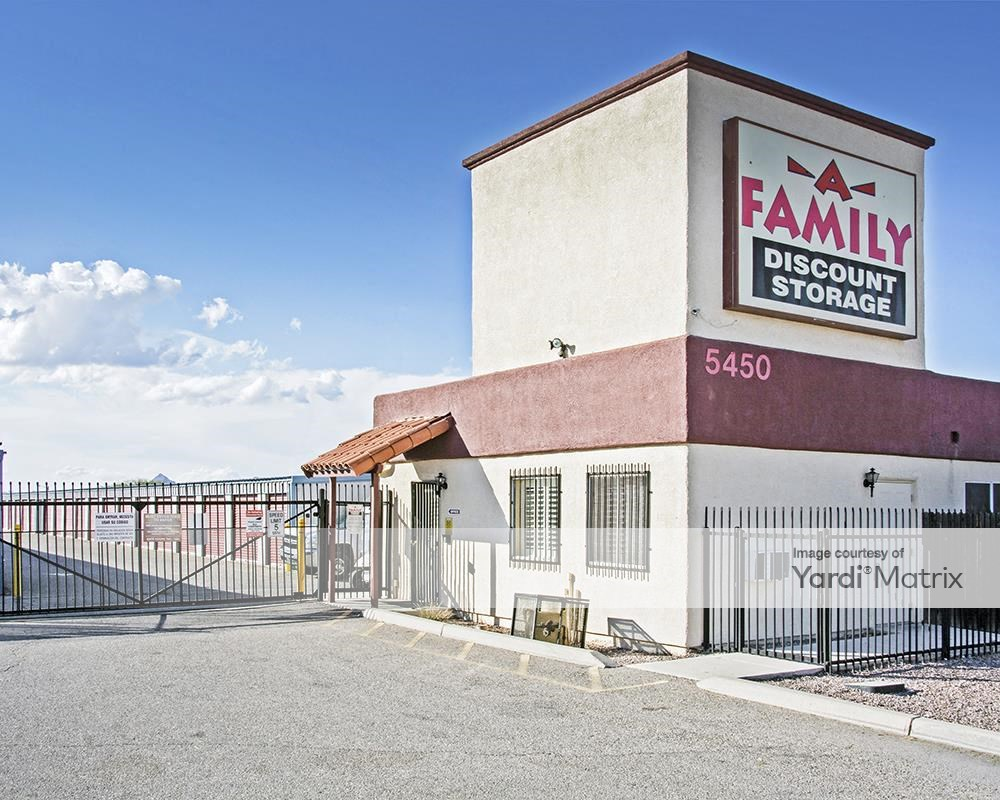 A Family Discount Storage   5450 So.