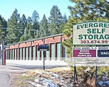 Storage Units for Rent available at 30705 Bryant Drive, Evergreen, CO 80439 Photo Gallery 1