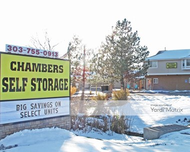 Storage Units for Rent available at 1951 South Chambers Road, Aurora, CO 80014 Photo Gallery 1