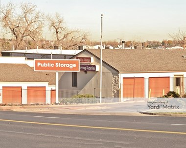 Storage Units for Rent available at 850 Simms Street, Golden, CO 80401 Photo Gallery 1