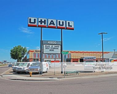 Storage Units for Rent available at 4800 Colorado Blvd, Denver, CO 80216 Photo Gallery 1