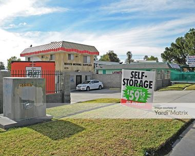 Storage Units for Rent available at 2775 Foothill Blvd, Rialto, CA 92376 Photo Gallery 1
